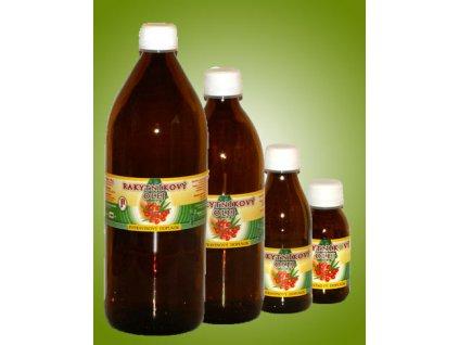 Repkový olej s rakytníkom (1 l)