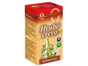 Hrubé črevo - bylinný čaj  tip pre vás