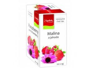 Malina a jahoda